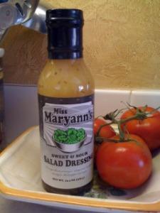 Miss Maryann's Salad Dressing