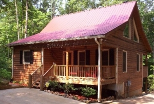 Bear Paw Cabin at Pinnacle Cabin Rentals in Helen, GA