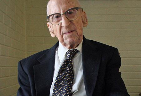 Photo of Walter Breuning